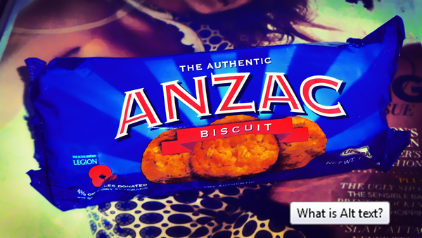 Picture of Anzac Biscuits