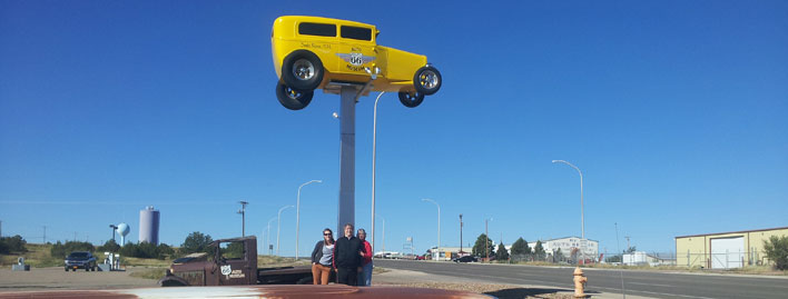 Marketing Route 66 Style