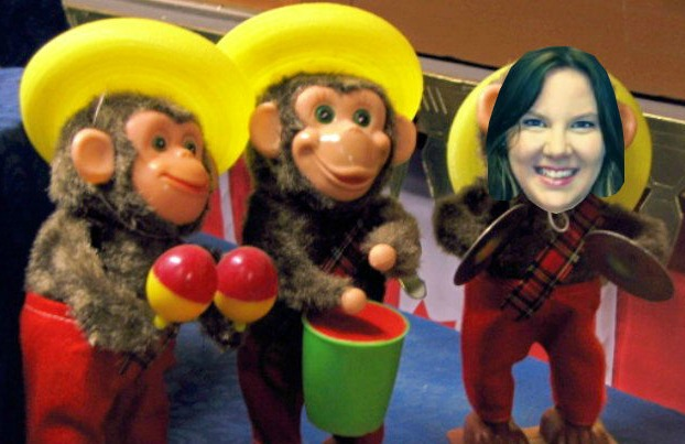 Sallyanne the Monkey