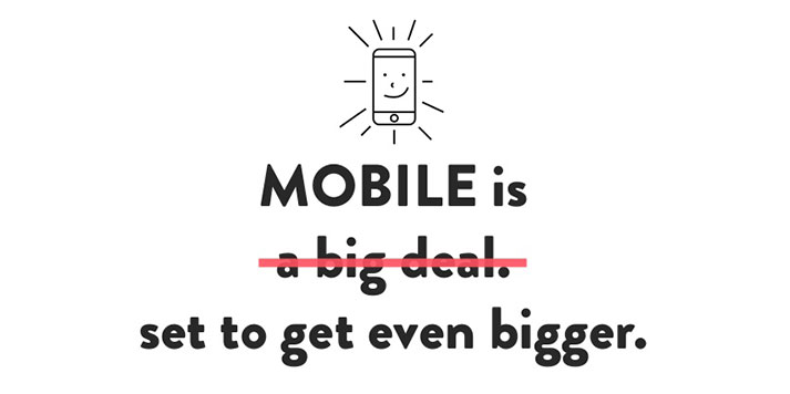 designing for mobile first by Vicke Cheung