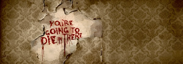 image of horror wall