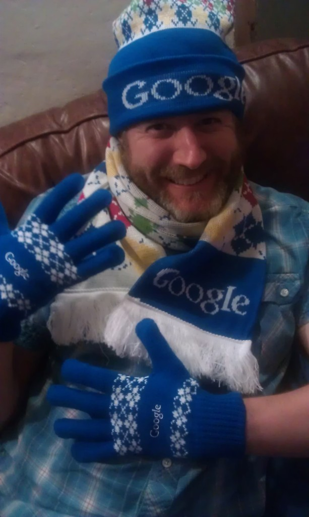Google's Winter Fashion Range