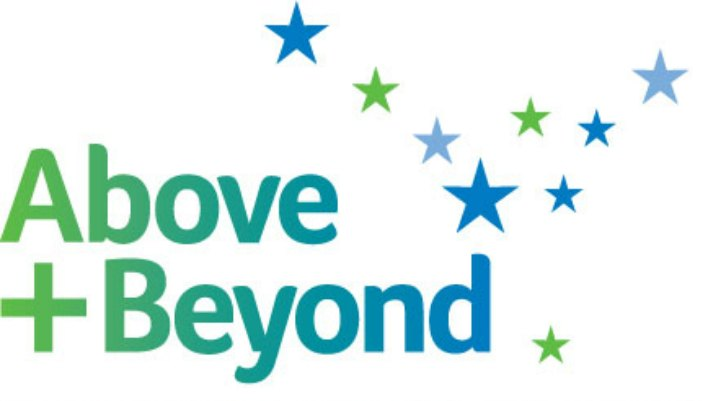 Vote for Above & Beyond to win £9,000 of free marketing #BigNoise