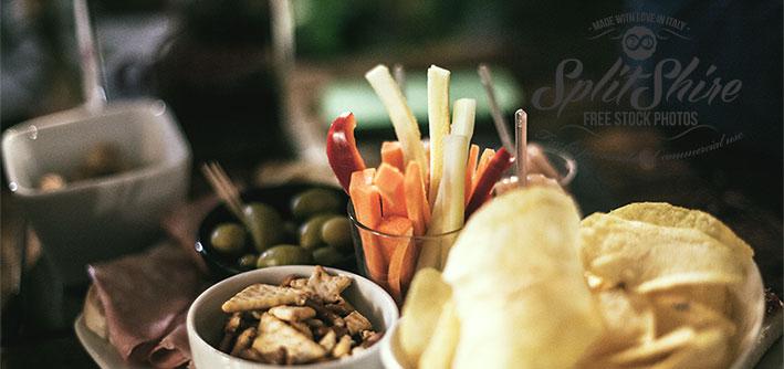Splitshire Stock Photo of Food