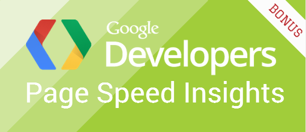 Google developers page speed insights