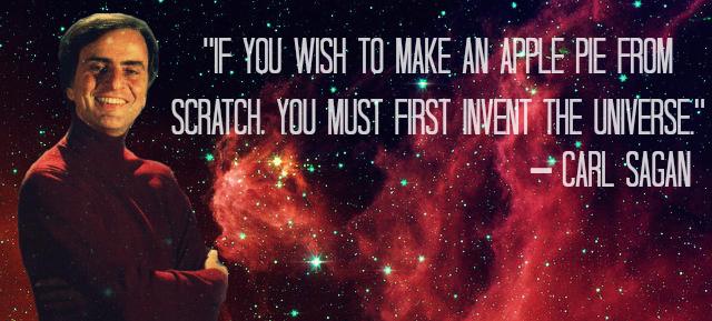 Carl Sagan Ipsum