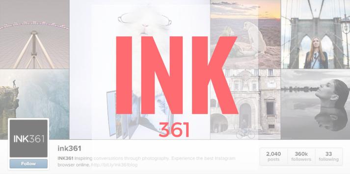 Ink 361 Instagram App