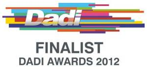Did we tell you? We're Nominated for a DADI Award!
