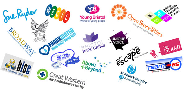Big Noise Charity Logos