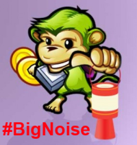 A Big Noise for a Good Cause