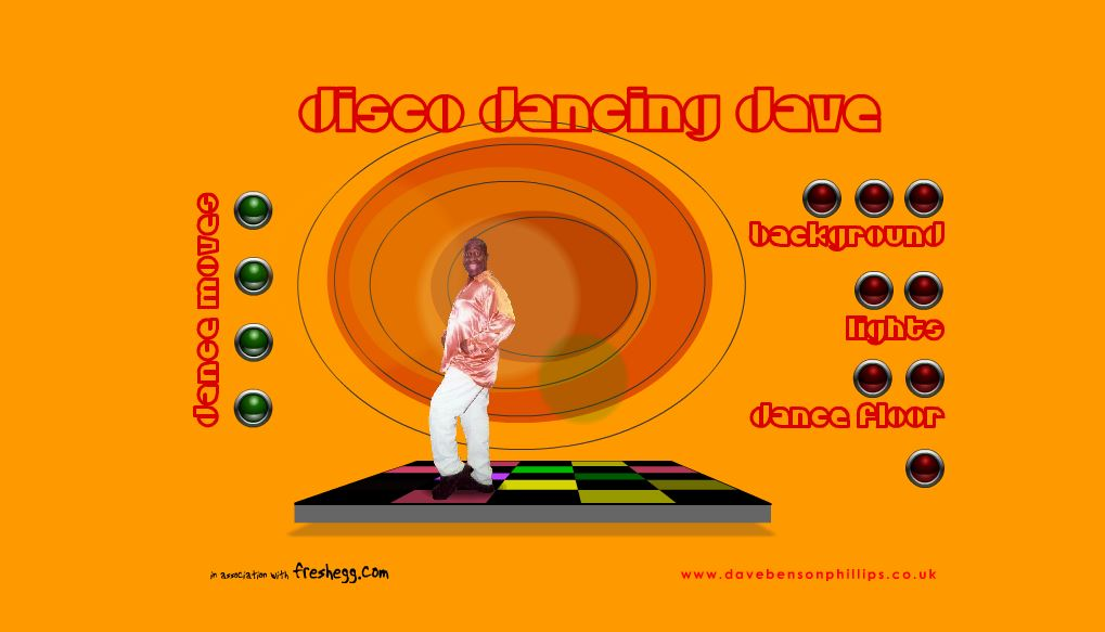 Dave Benson Philips Dancing