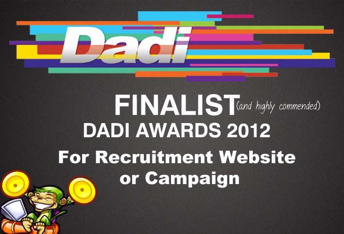 Dadi Award 2012 Finalist