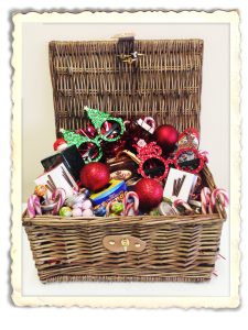 Xmas Monkey Hamper