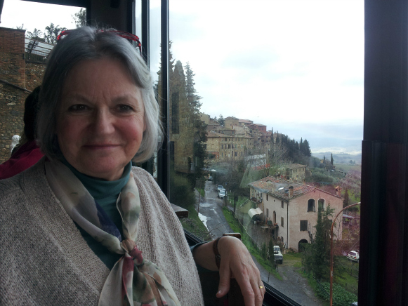 Marilyn in Tuscanny