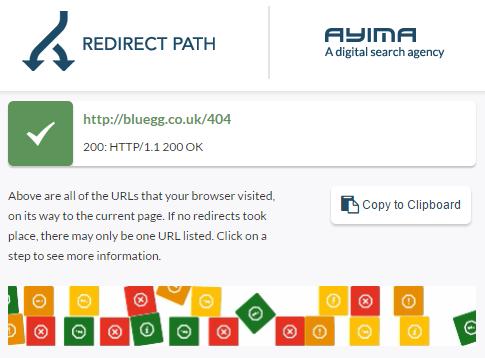 Soft 404 Error