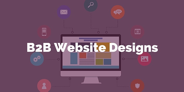 B2B Website Design ideas