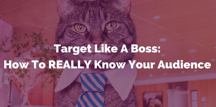 target like a boss header image