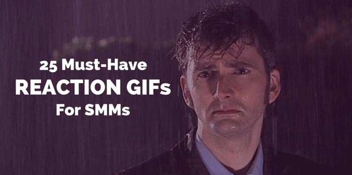 must have reaction gifs for social media managers featured image