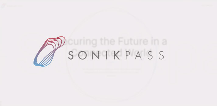 sonikpass website homepage