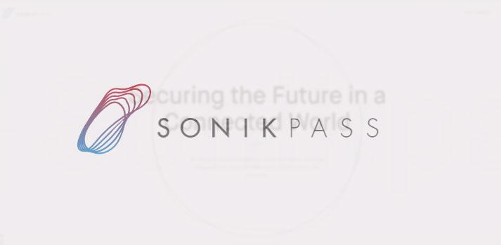 sonikpass website homepage
