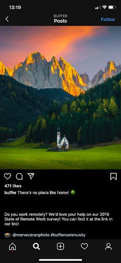 #BufferCommunity Instagram