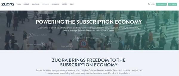 zuoro's homepage
