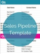 B2B Sales Pipeline Template Thumbnail