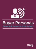 Front cover image of the Buyer Persona Guide