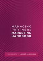 Managing Partner's Marketing Handbook ebook