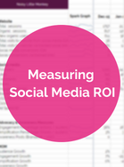 Front cover of Measuring Social Media ROI