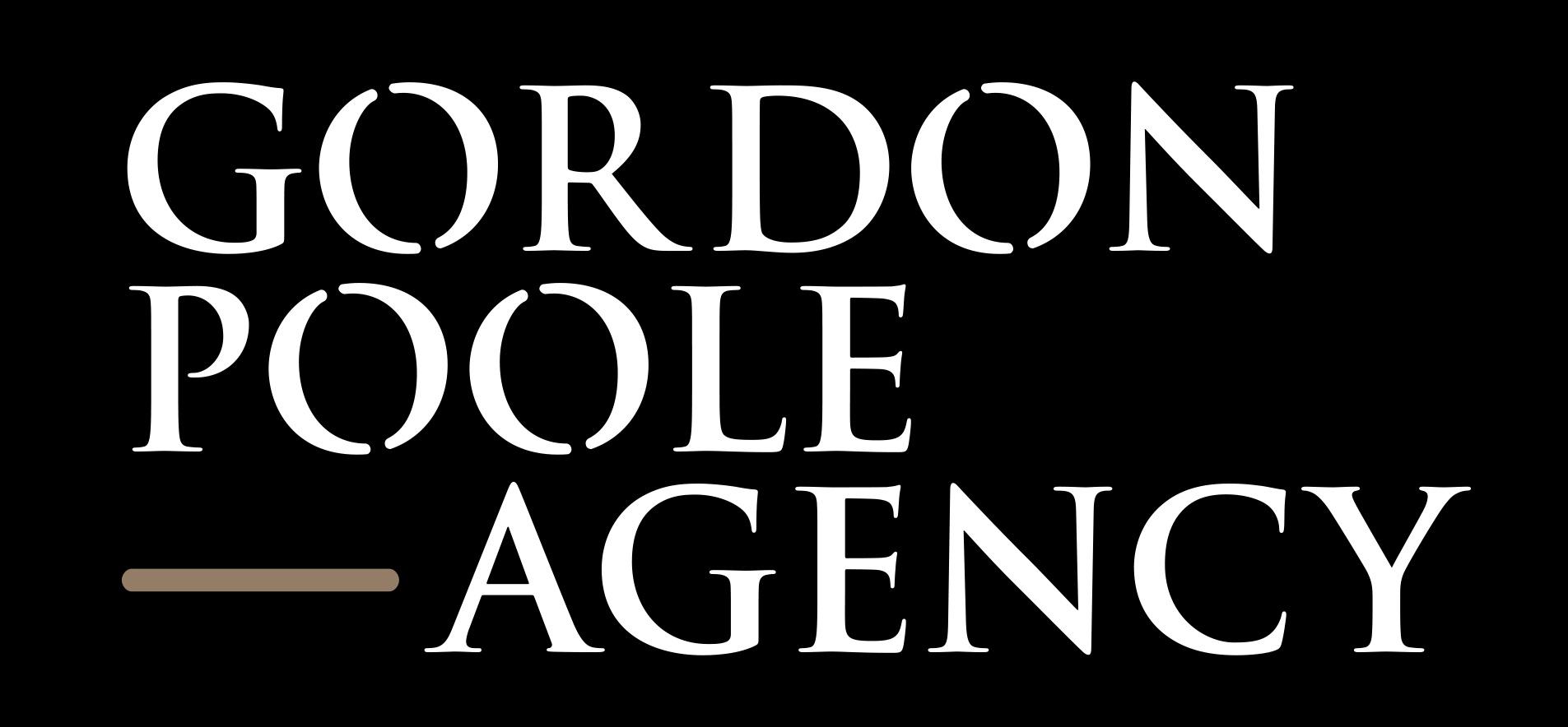Gordon Poole Agency Logo