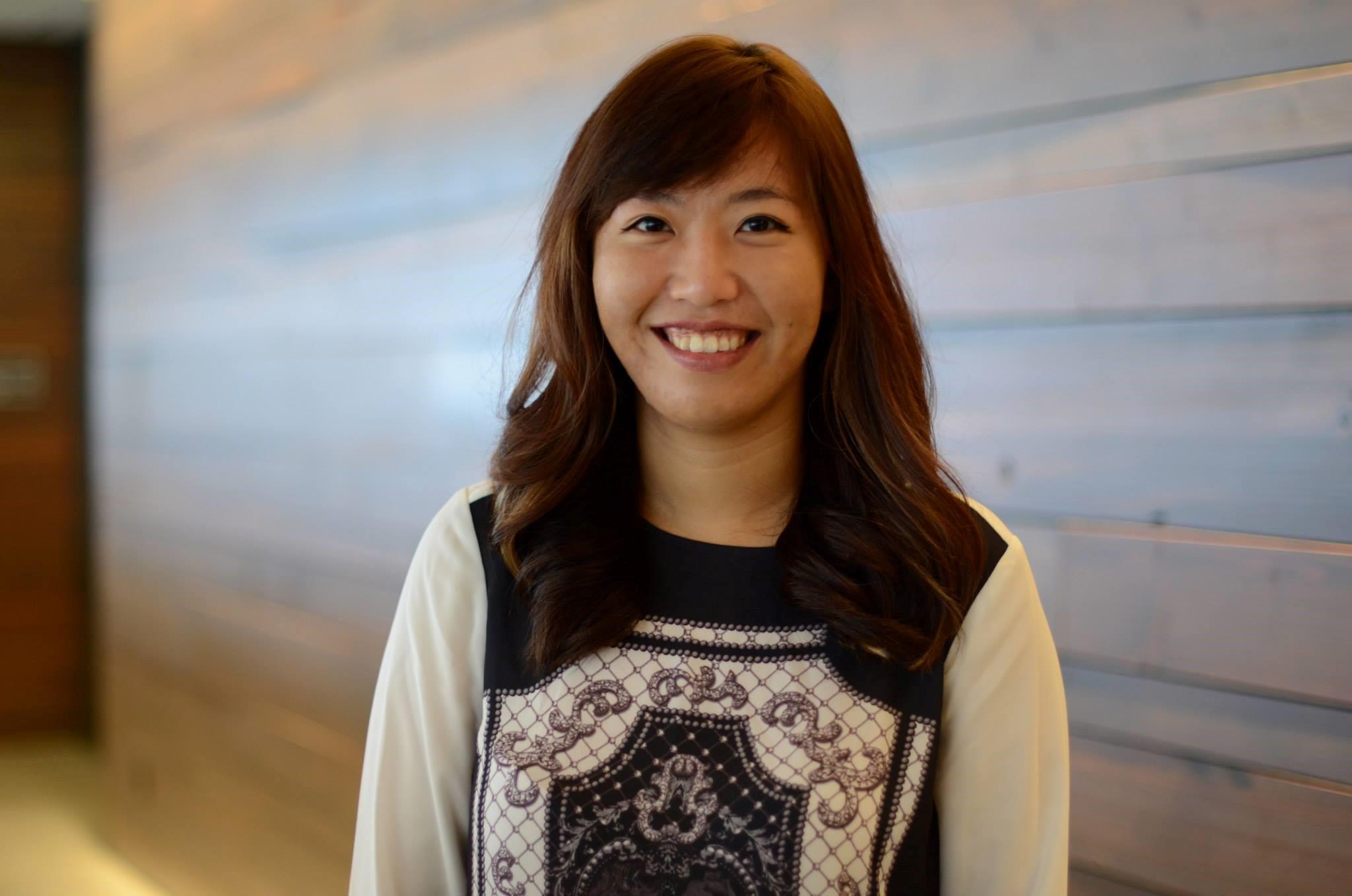 Photo of Jennifer Huang