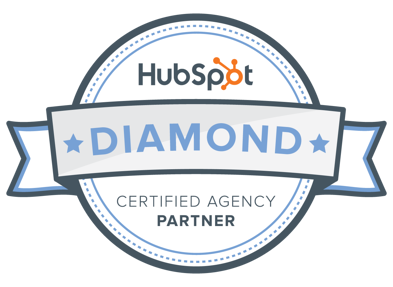HubSpot Diamond Partner Logo