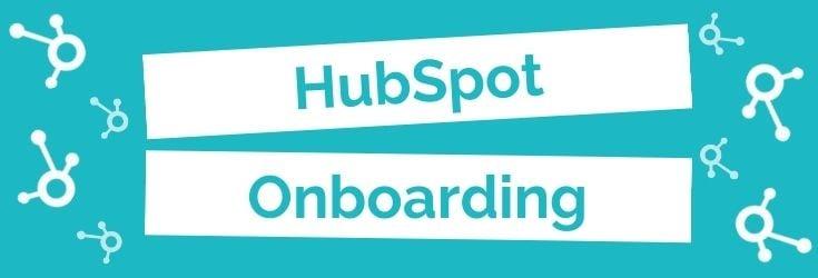 HubSpot Onboarding