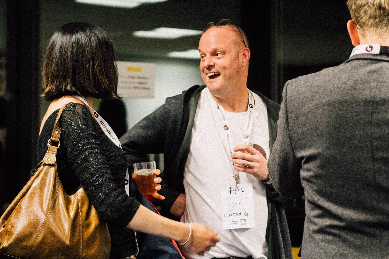 All the laughs at Bath Digital Festival!