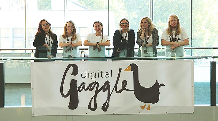The Digital Gaggle Team
