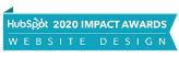 HubSpot 2020 Impact Awards logo