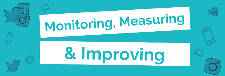 Monitoring, Measuring and Improving