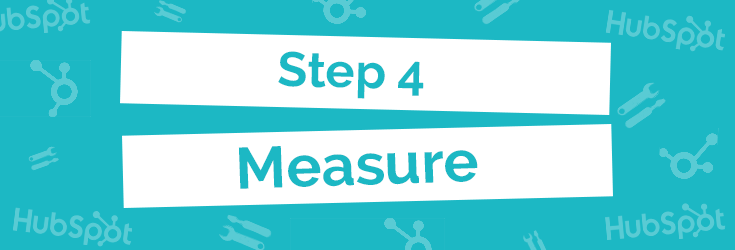 Step 4: Measure