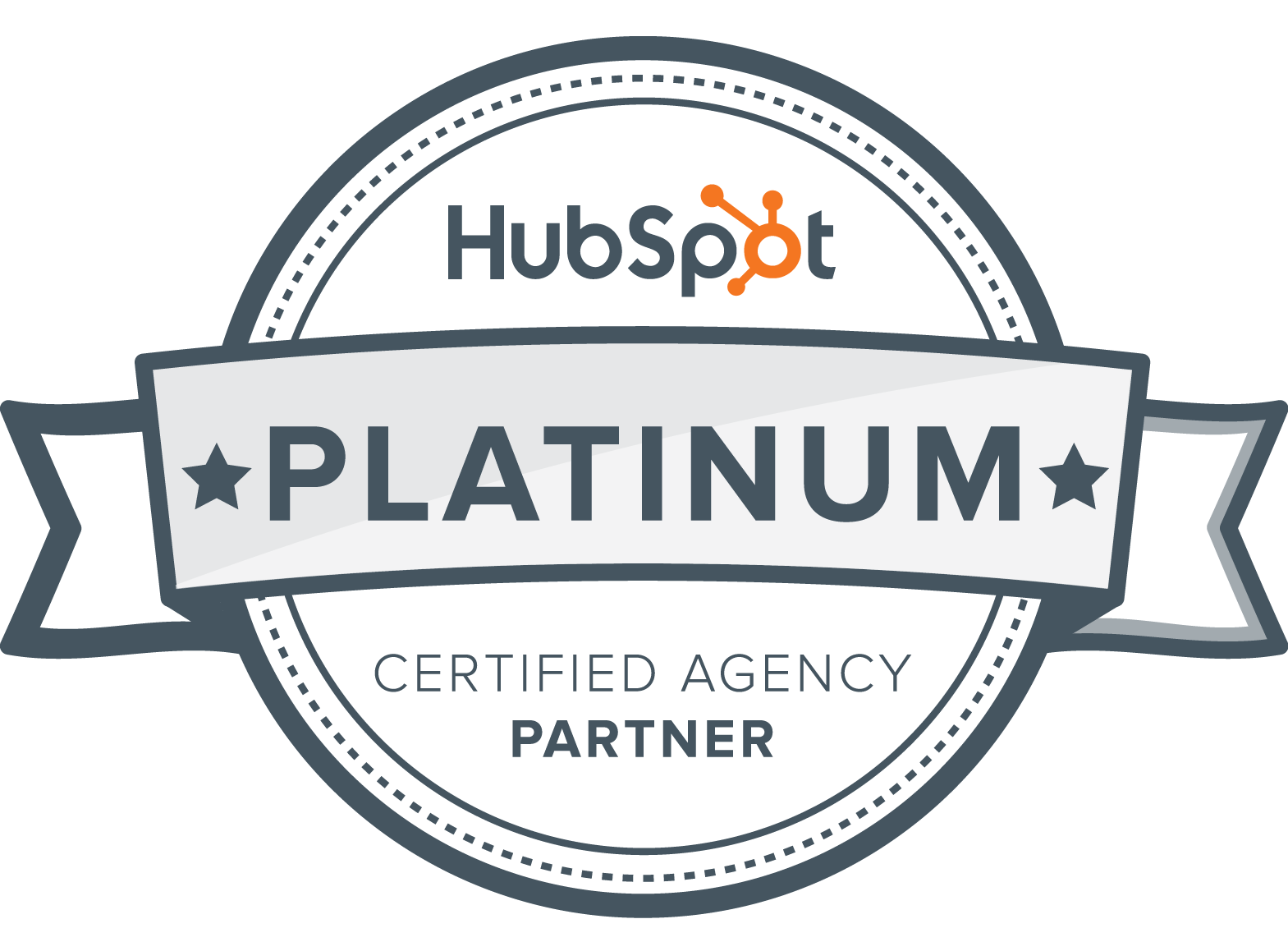 noisy little monkey are a Platinum Hubspot Partner