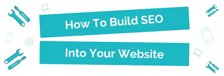 How To Build SEO Into Your Website: Pillar Page Header Image