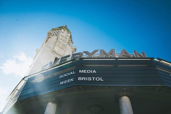 Social Media Week Bristol's takeover of the Everyman Cinema on Whiteladies Road