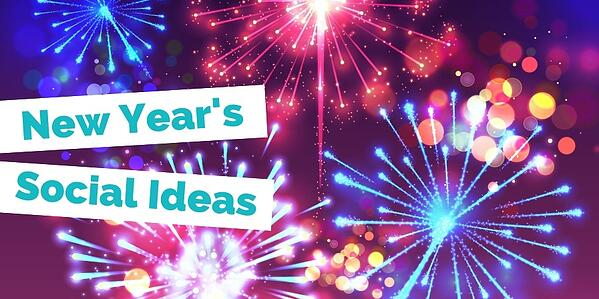 Social Media Ideas For New Year's Eve