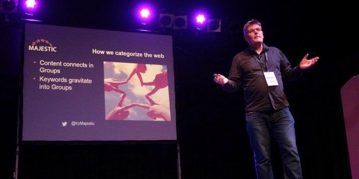 Dixon Jones on how to categorize the web