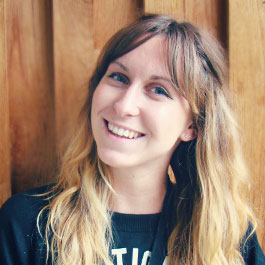 Claire Dibben, Events & Marketing Manager