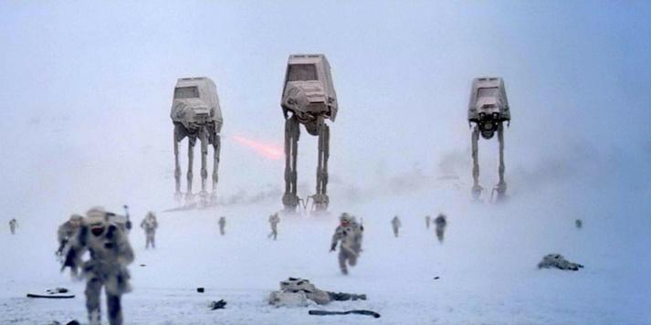 Screenshot from Star Wars