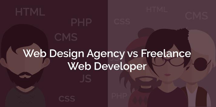 Agency vs freelance blog