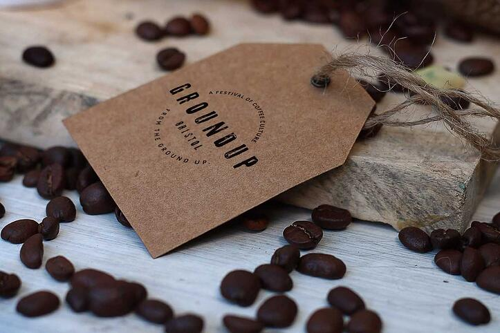 t&s creative communications branding for festival of coffee