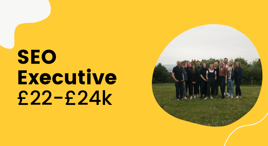 SEO Executive £22 - £24k