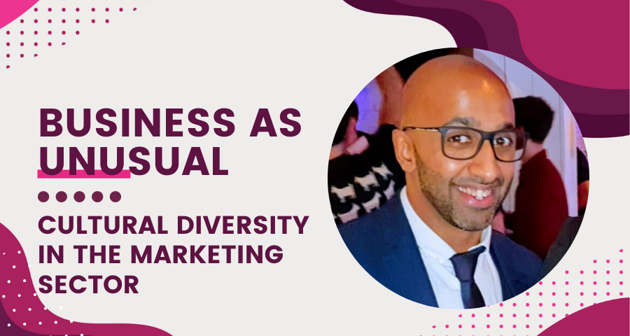 Cultural Diversity In The Marketing Sector - A Business As Unusual Webinar